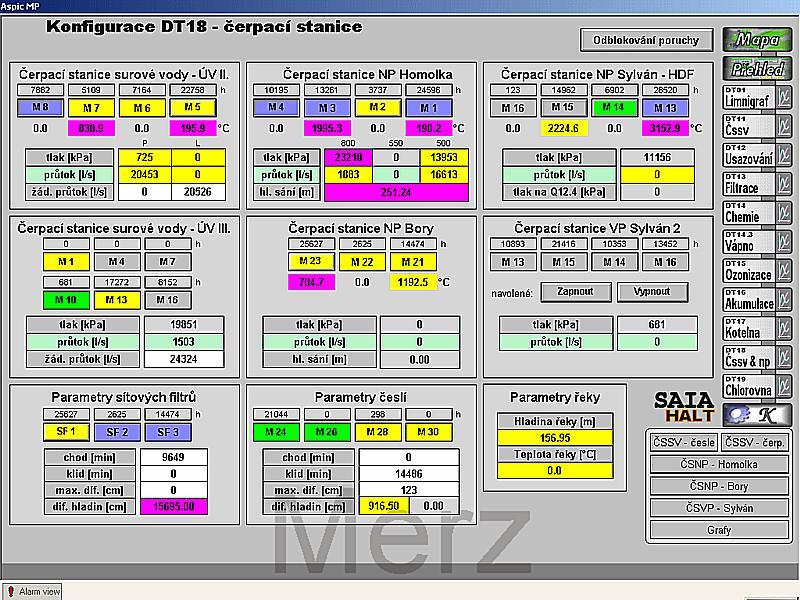 Aspic MP Sample Screen
